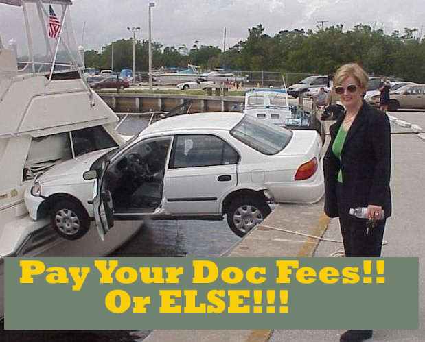 What In The World Is A Doc Fee???