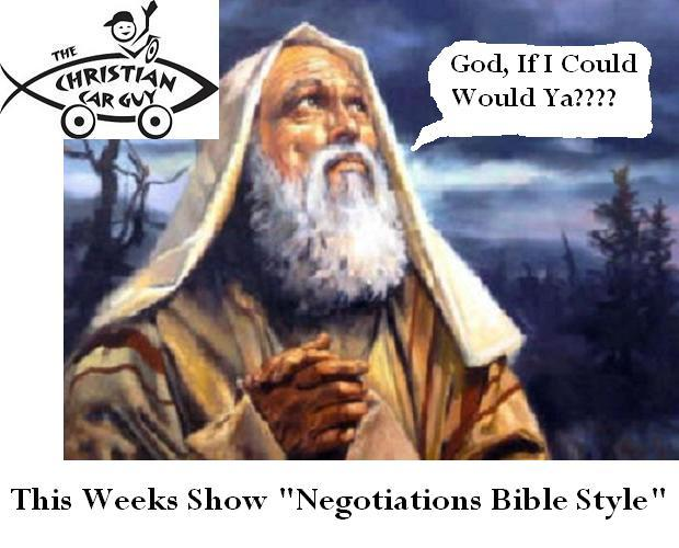 Negotiation Bible Style