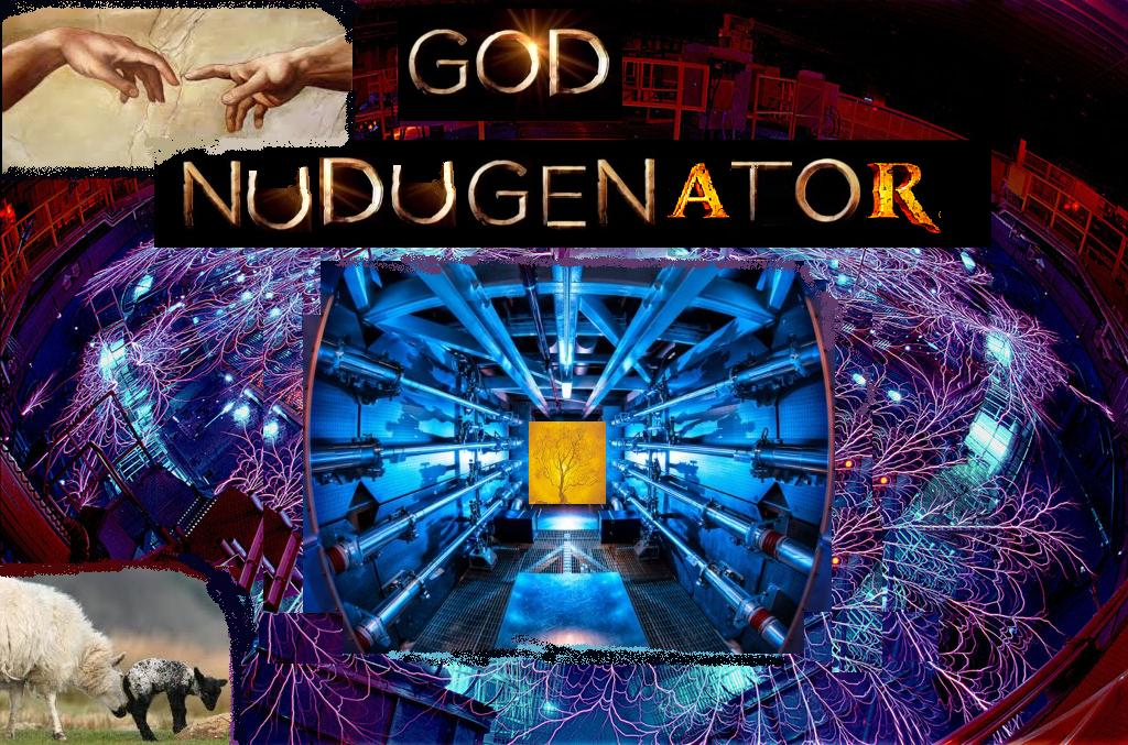 God Nudges : 'Call In With Your Story' and Win a God Nudgenator Certificate of Acronym via Dr. Sonny