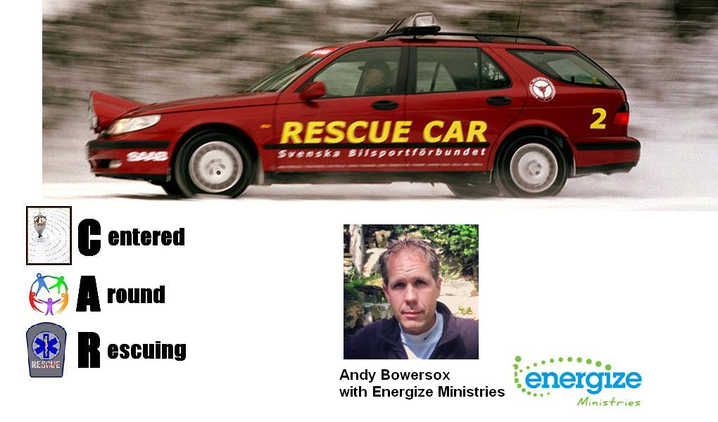 Guest Host Andy Bowersox  Car Acronym