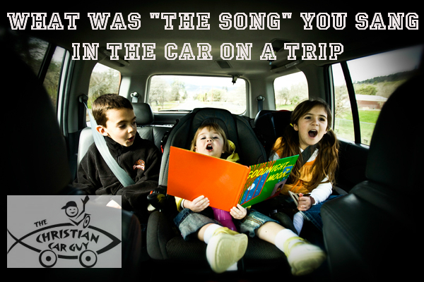 What Song Did Your Family Sing In The Car?