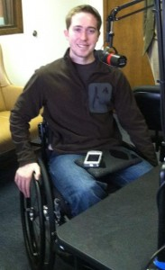 Guest Host: Cameron Horner on Driving From A Wheel Chair