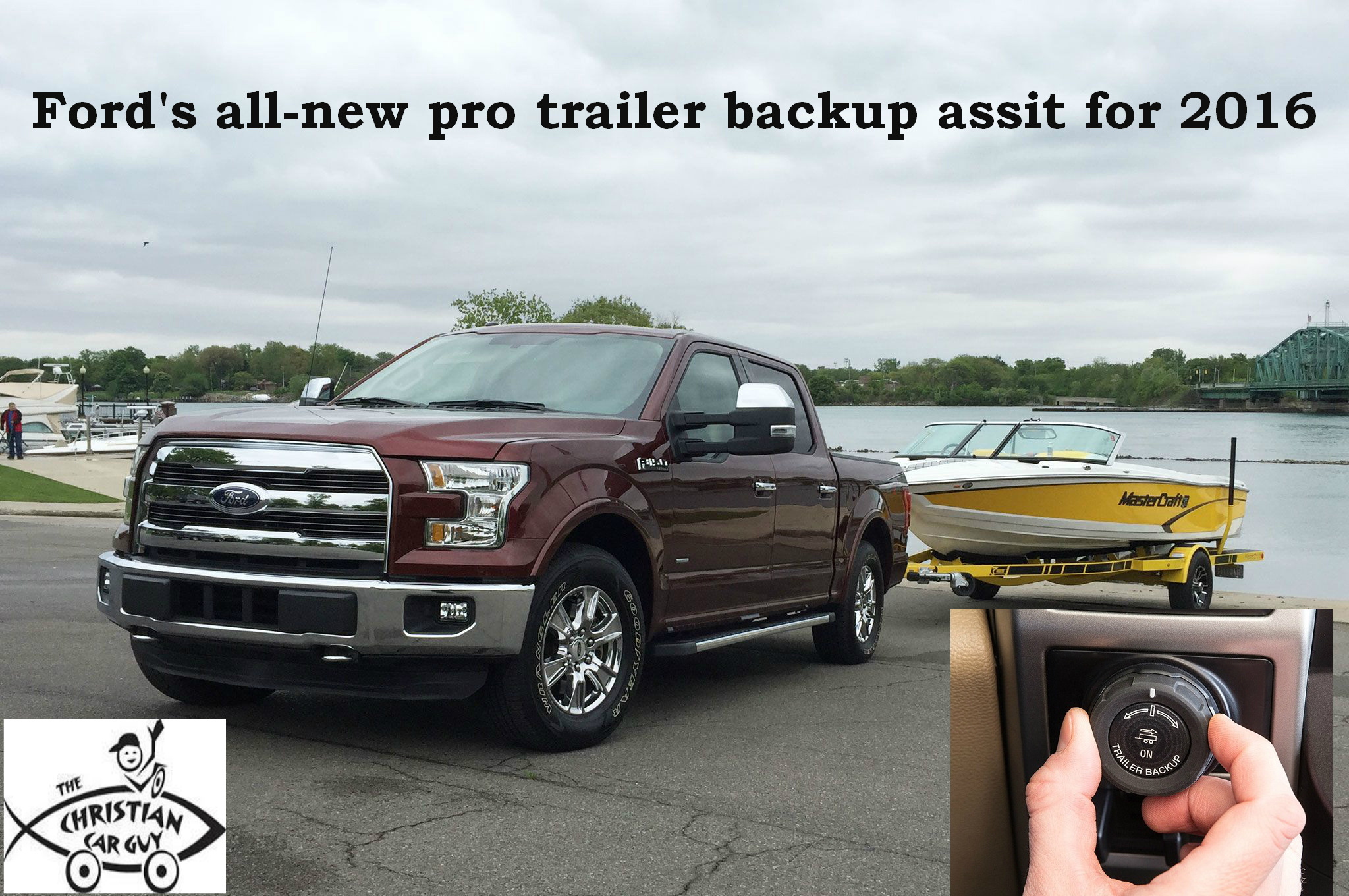 Ford's Better Backup Idea 2016