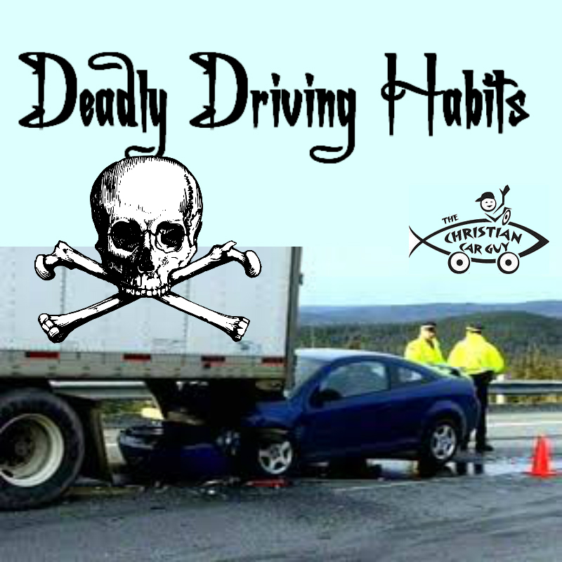 Deadly Driving Habit