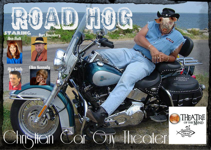 Jimmy and The Road Hog