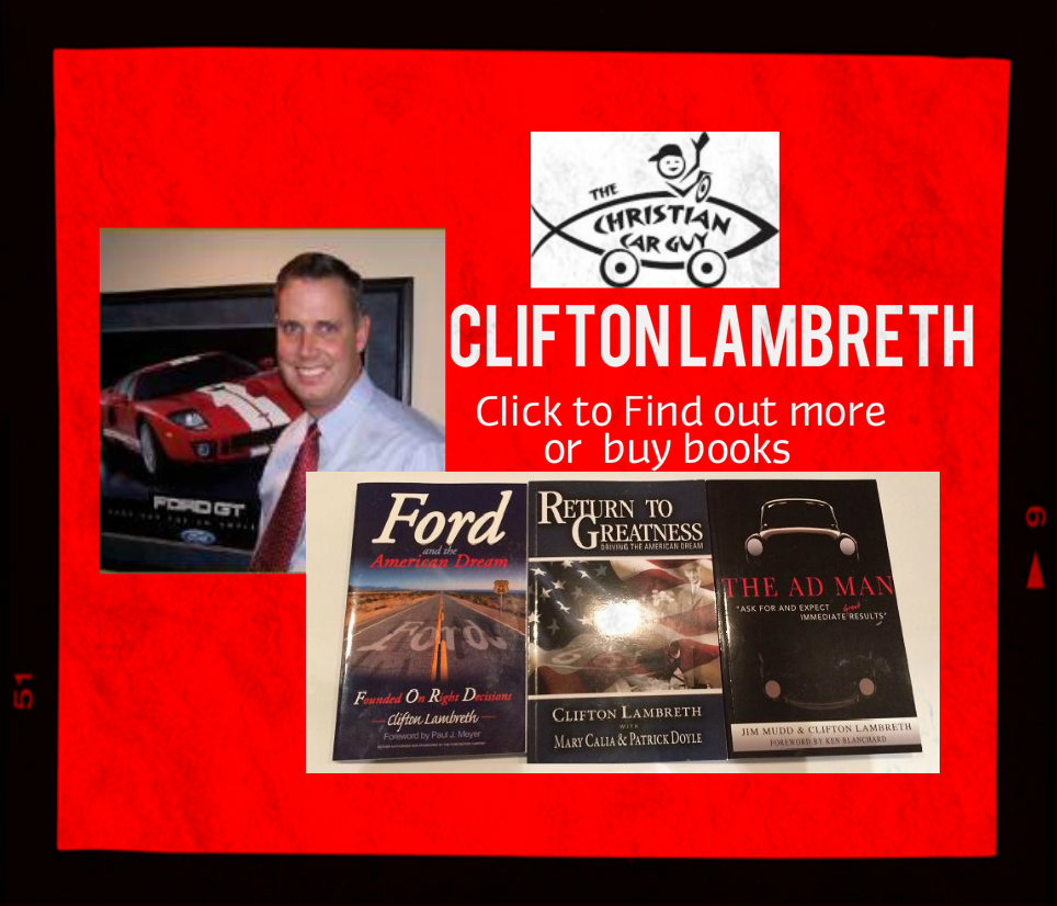 "Clifton Lambreth ""Inside Ford's Decision to NOT take The Feds Money"""