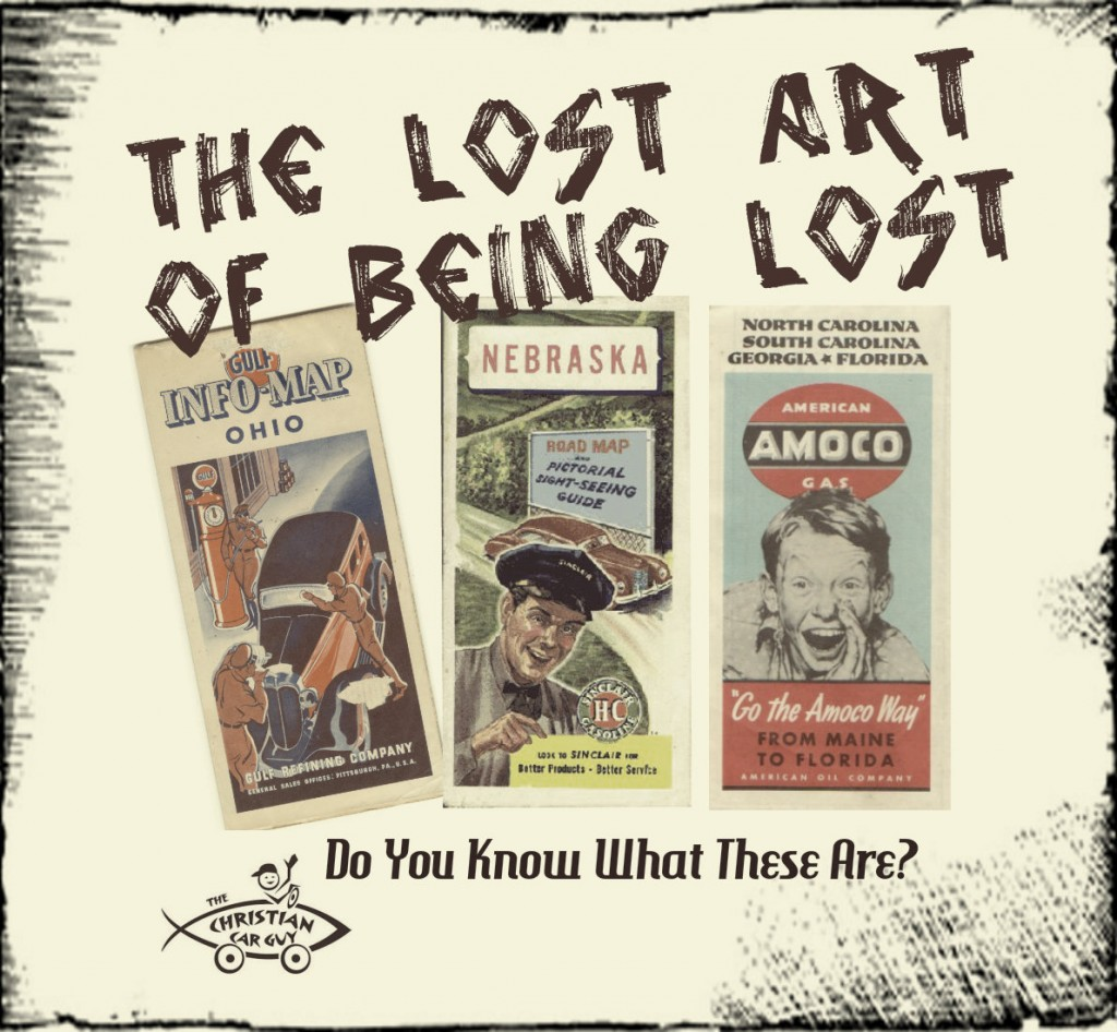 The Lost Art Of Being Lost