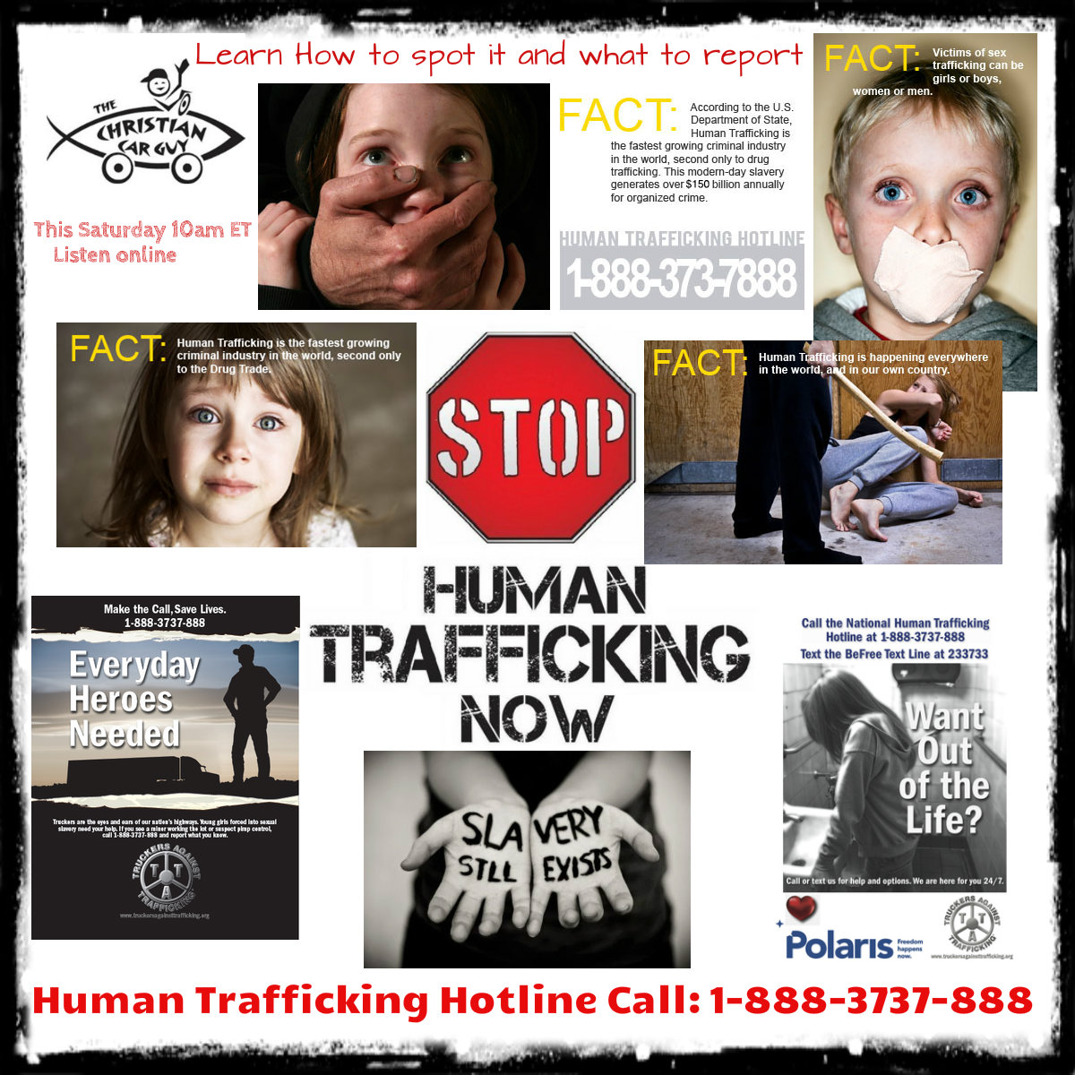Human Trafficking 2016- It's Worse