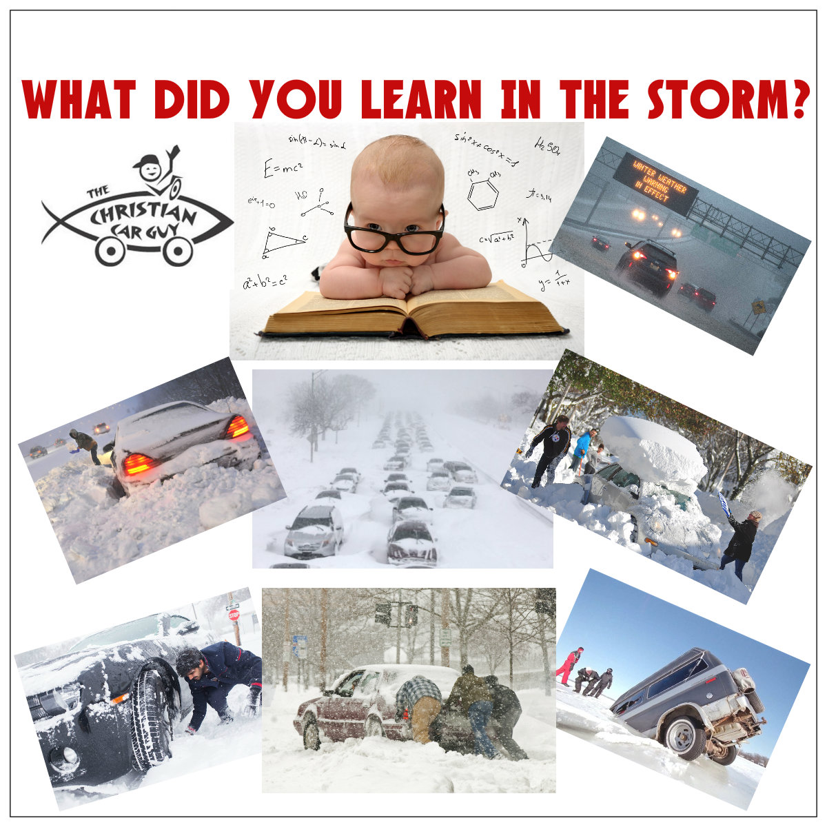 What Did You Learn In The Winter Storm
