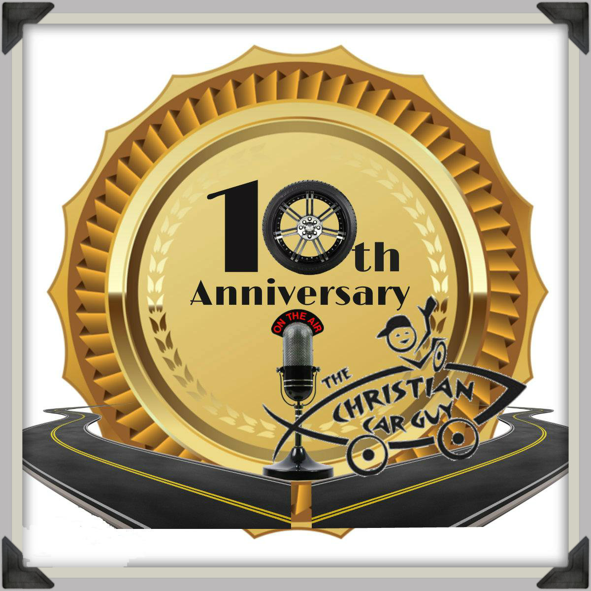 10th Anniversary Show March 5th 2016