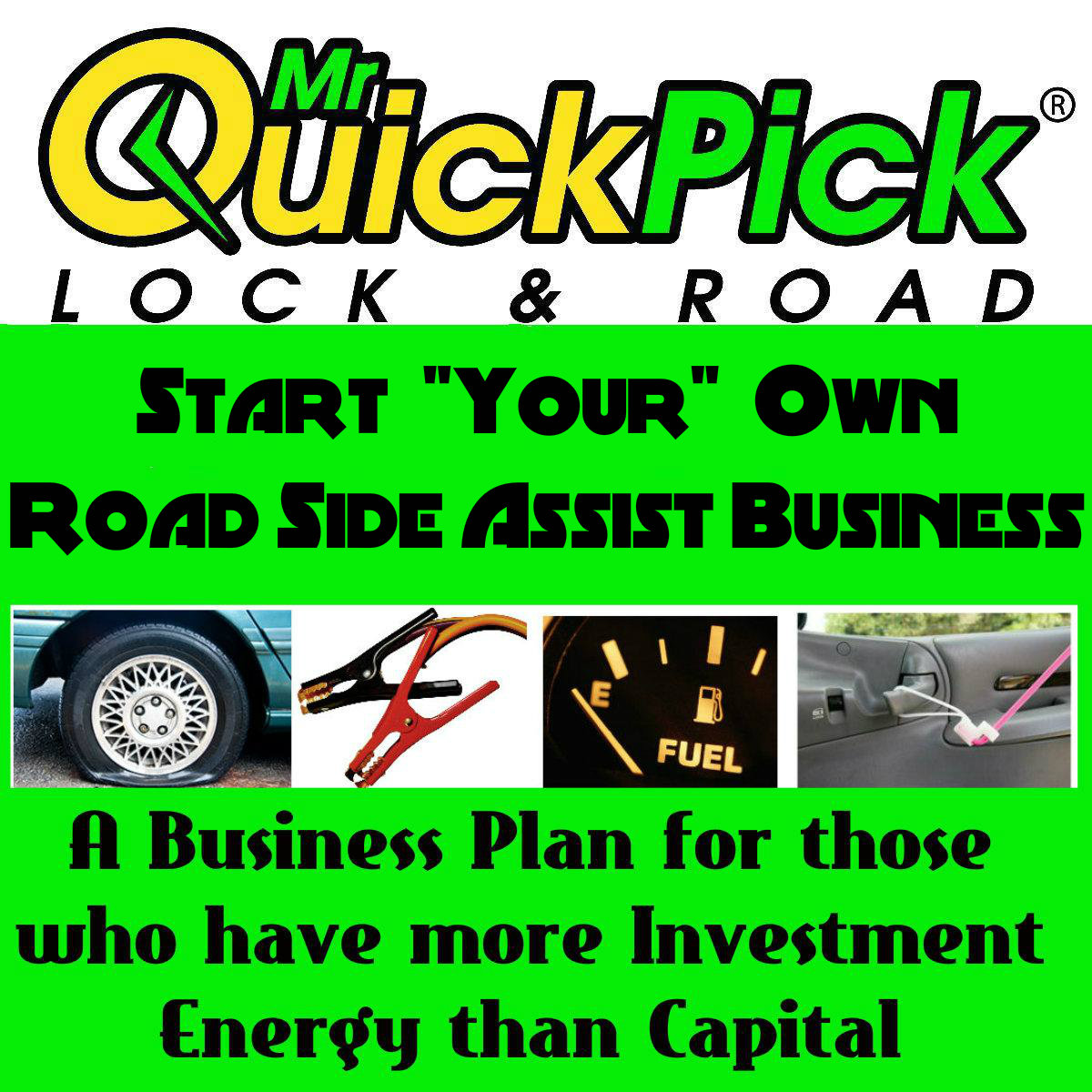 Mr. QuickPick  Lock and Road