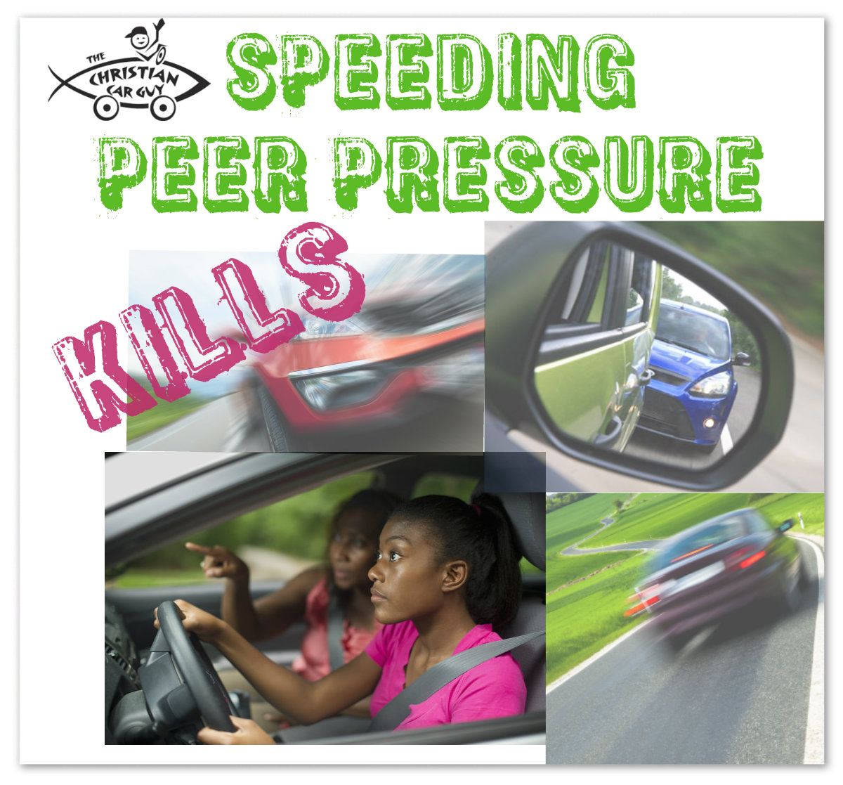 Speeding Peer Pressure Kills Teen Drivers