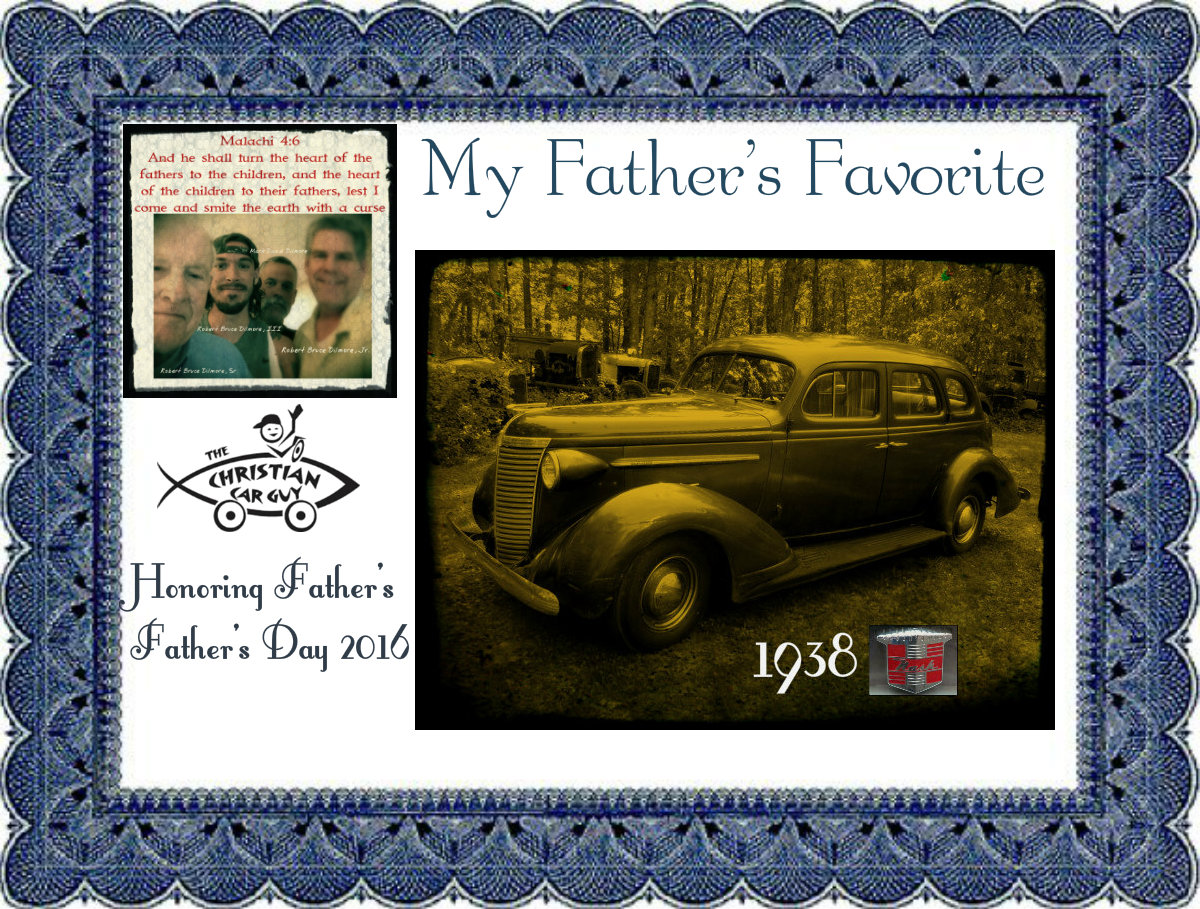 What Was Your Father's Favorite Vehicle?