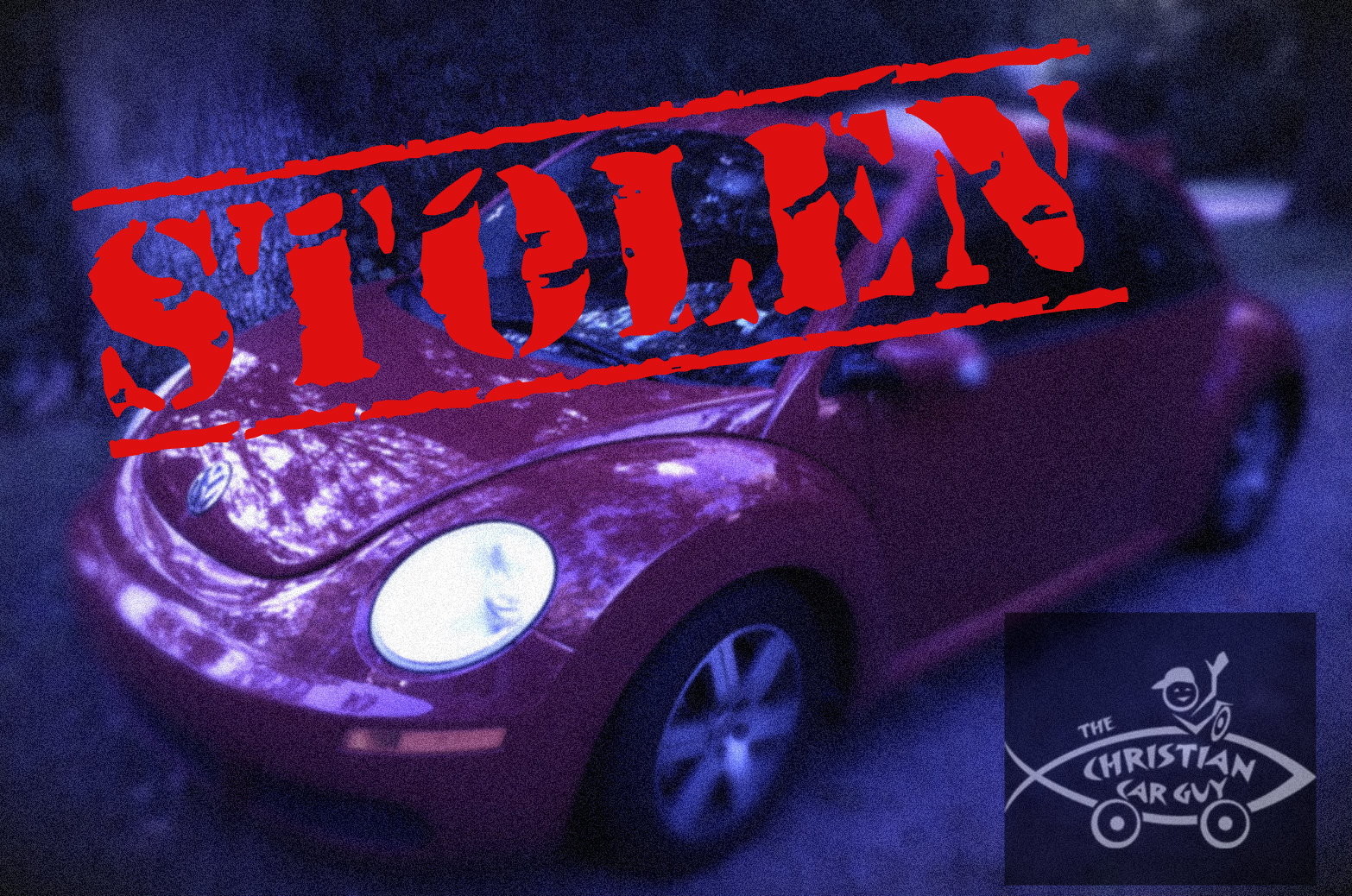 "Stolen ""Not My Car!"" Think Again"