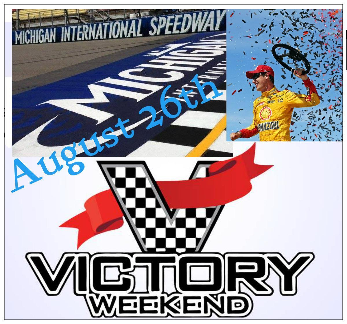 Victory Weekend Coming To Michigan August 26th