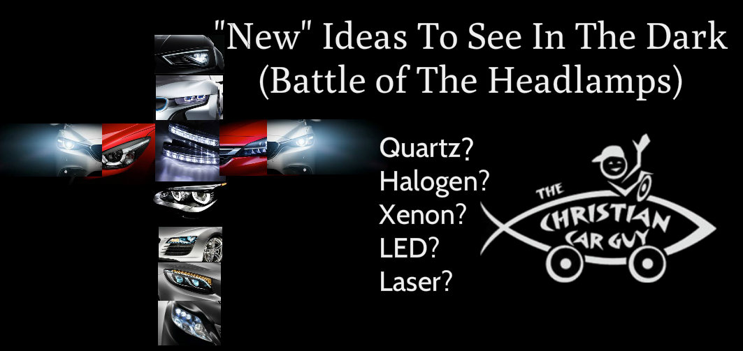"""New"" Ideas To See In The Dark (Battle of The Headlamps)"
