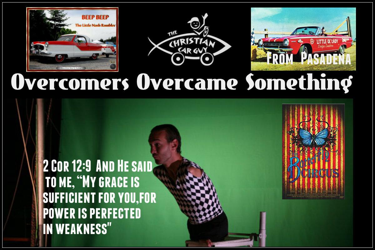 Overcomers Overcame 'Something'
