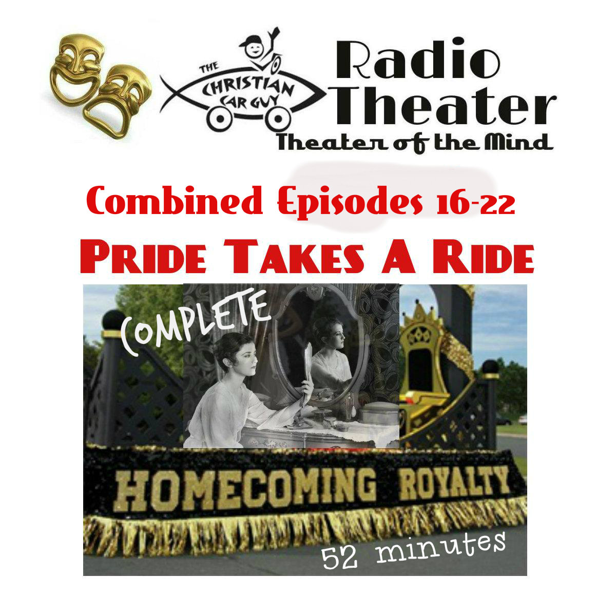 Pride Takes A Ride Complete Episodes 16-22 52 Mins