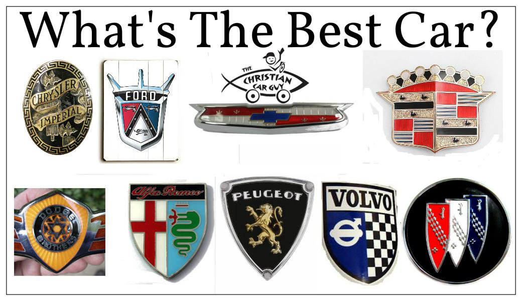 What's The Best Car?