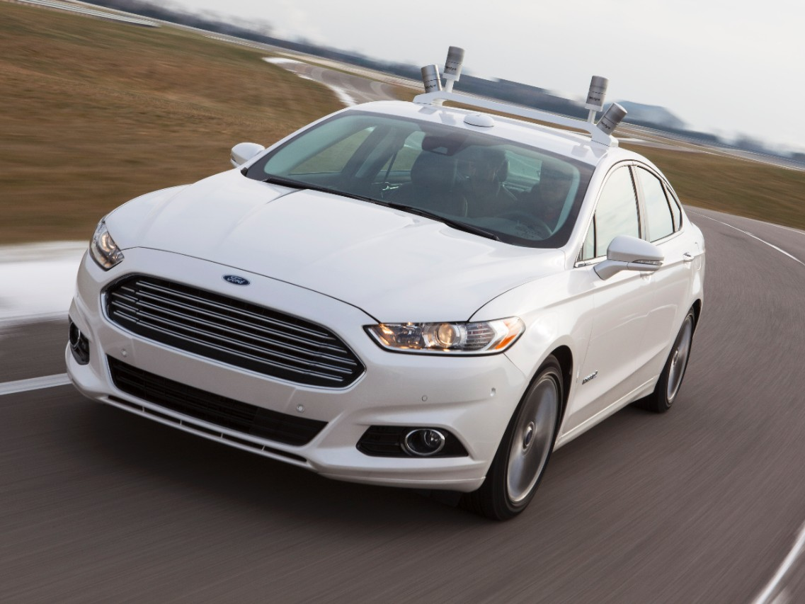 Research reveals Ford leads the Automotive Field in Development of Automated Driving