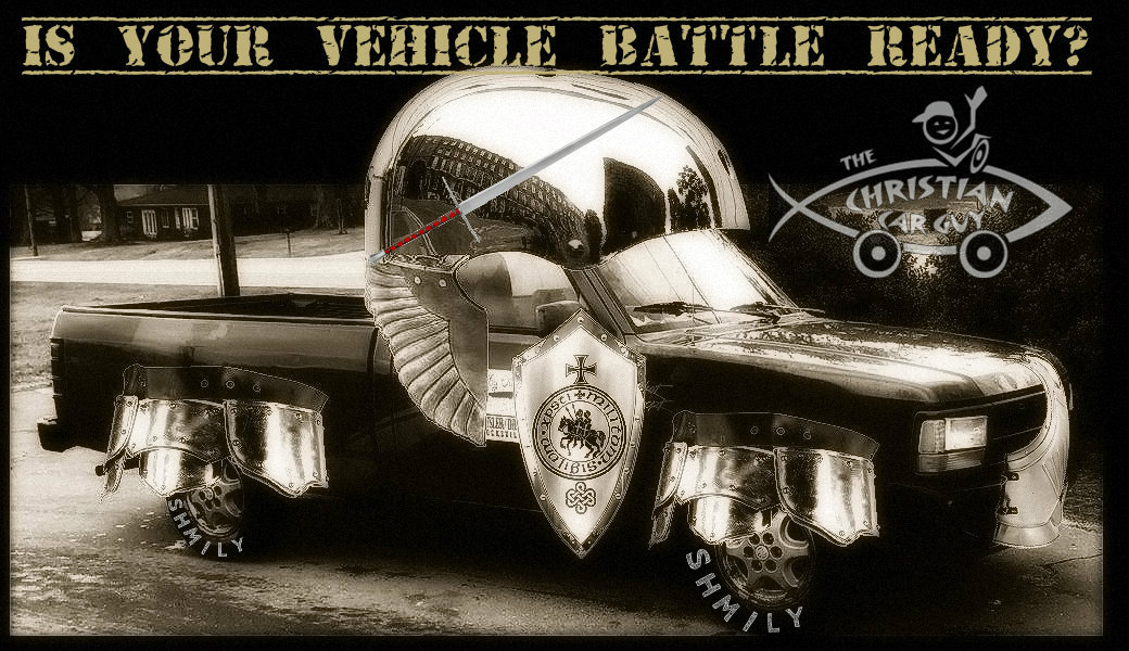 Is Your Vehicle Battle Ready S-H-M-I-L-Y ?