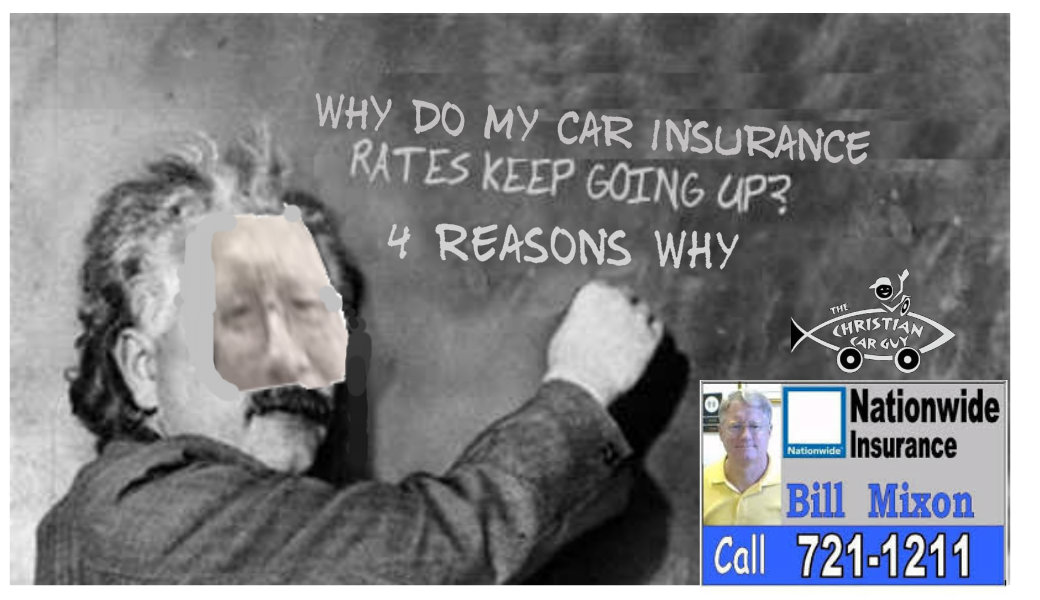 Insurance Rate HIKES: 4 Reasons Why