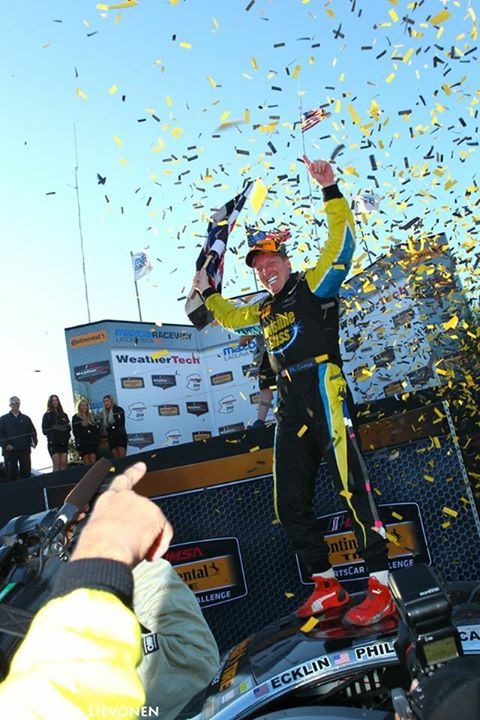 Stoner Car Care Aston Martin Wins IMSA Continental Tire Race at Mazda Raceway