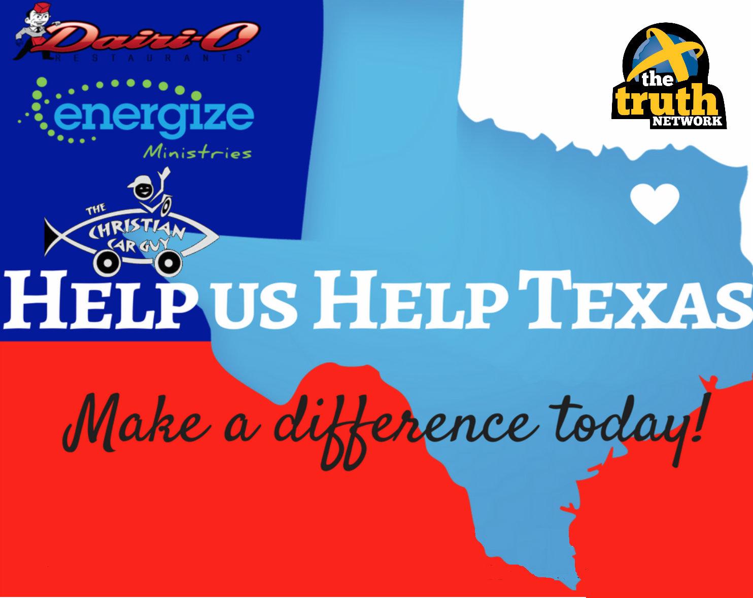 Help Us Help Texas