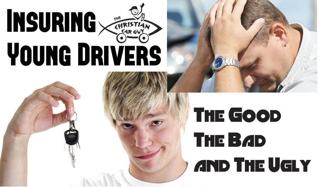 Insuring Young Drivers Coming Saturday November 11th, 2017