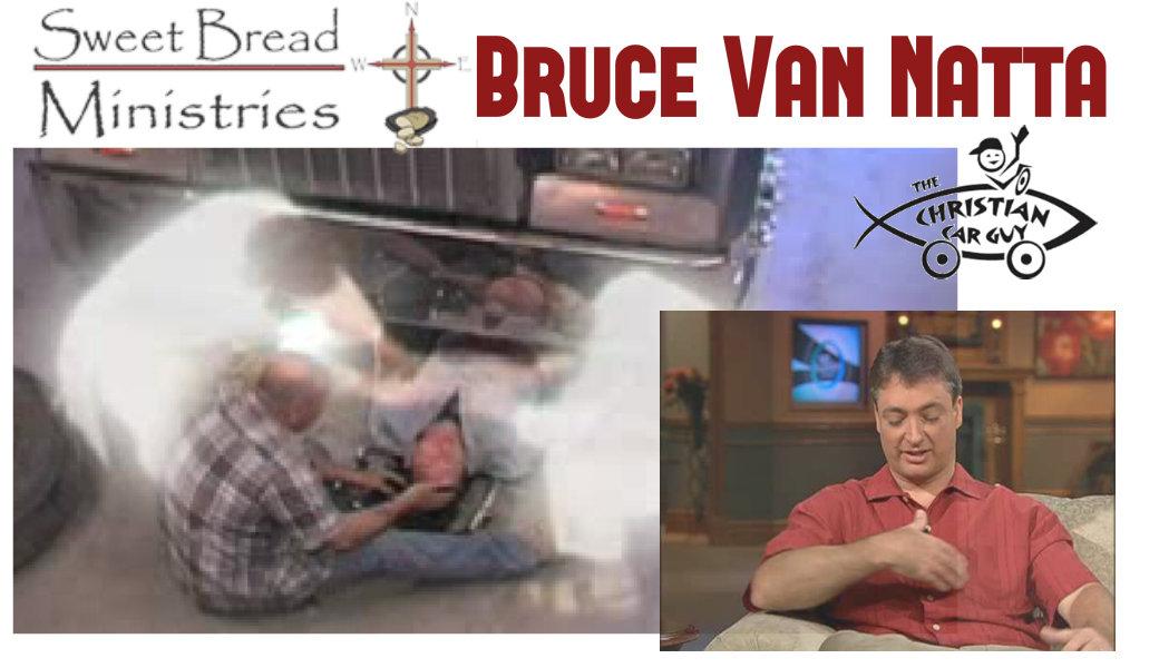 Bruce Van Natta: Sweetbread Ministries