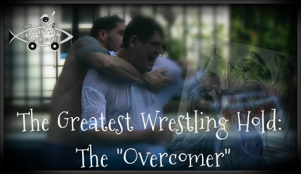 "The Greatest Wrestling Hold: The ""Overcomer"""