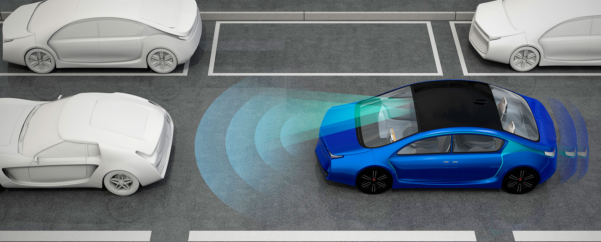 Driver-less Cars  by Bill Mixon
