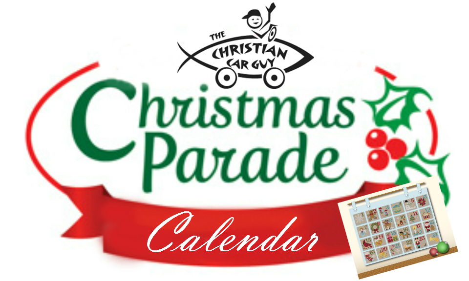 North Carolina Christmas Parade Car Calendar