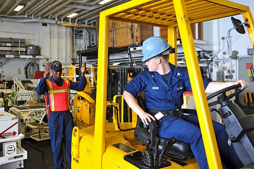 How Forklift Training has changed with Time?