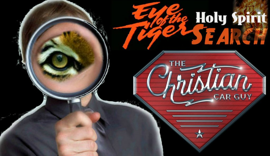 Eye Of The Tiger Search For The Holy Spirit