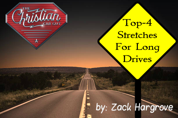 Top-4 Stretches/Postures To Reset Your Body After Long Drive
